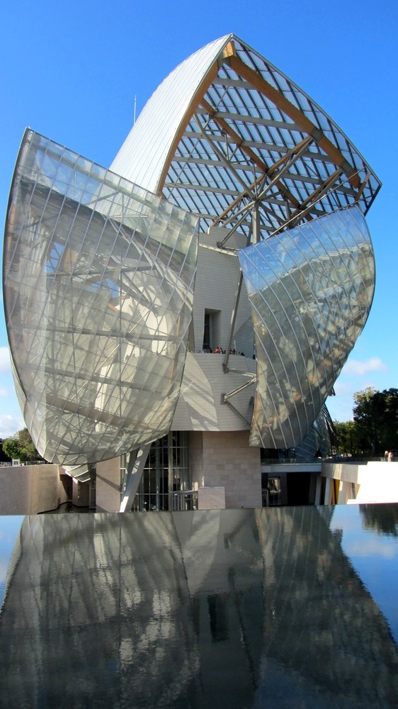 Fondation louis vuitton bient t l ouverture art stalkers - Adresse fondation louis vuitton ...